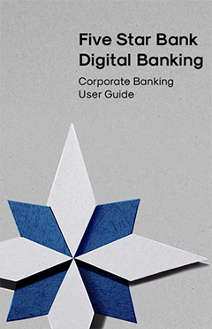 Corporate Banking User Guide - cover
