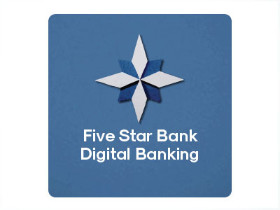 Five Star Bank Digital Banking app icon