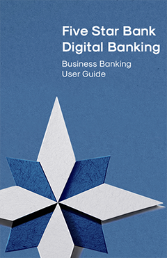 Business Banking User Guide - cover